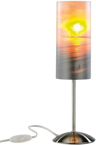 Your Design Lampe Foto: Individuelle Tischlampe bedruckbar mit Ihrem Lieblingsfoto (Fotolampe mit eigenem Bild)