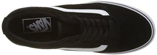 Vans Maddie Suede, Sneaker Donna Multicolore (Weatherized/ Black)