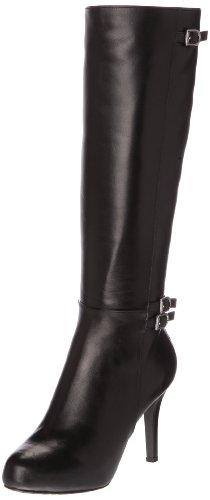 Rockport Sto7H95 Tall Boot, Bottes femme Noir