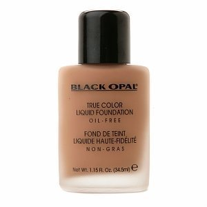 Black Opal Liquid Foundation - Ebony Brown 34,5ml