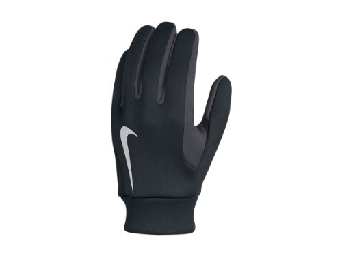 Guantes de portero NIKE HYPERSHIELD FIELD PLAYER GLOVE - black/anthracite/(silver), l