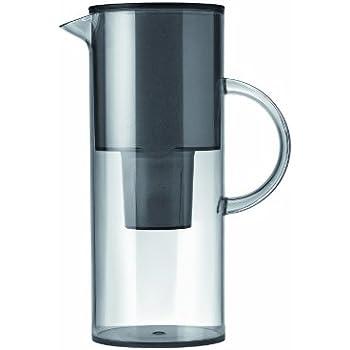 4020 Glas-Wasserfilter Karaffe (weiß) inkl. 1 Classic