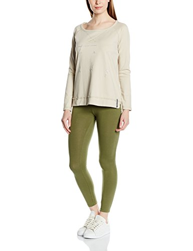 Freddy Scotch6T Tuta, Donna, Beige/Verde, M