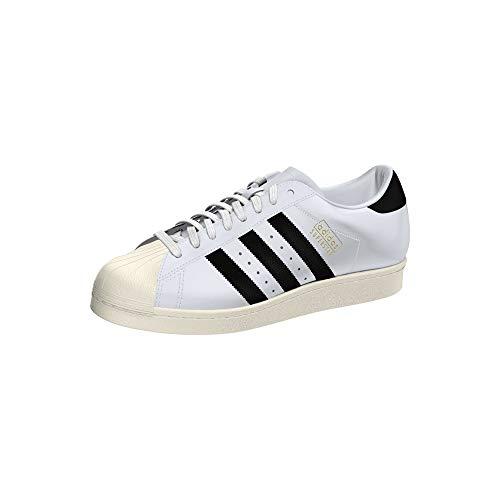 adidas Superstar Og, Scarpe da Fitness Uomo, Bianco (Ftwbla/Negbas/Casbla 000), 41 1/3 EU