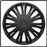... FORD FIESTA 2002-2008 Mk6 14 Inch Spark Black Car Alloy Wheel Trims Hub Caps