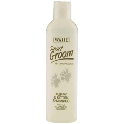 Wahl Puppy & Kitten Shampoo - formulated to extremely gentle on your animal's coat. by (Gentle Shampoo)