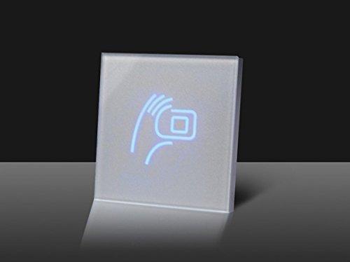 Waiz Muñeco.Ideas® Cristal RFID NFC Lector Reader