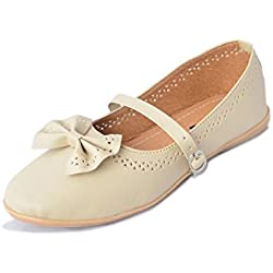 Myra Women's Pretty & Elegant Bow Ballerinas