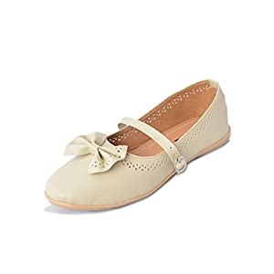 Myra Women's Pretty & Elegant Bow Ballerinas (MS674C)