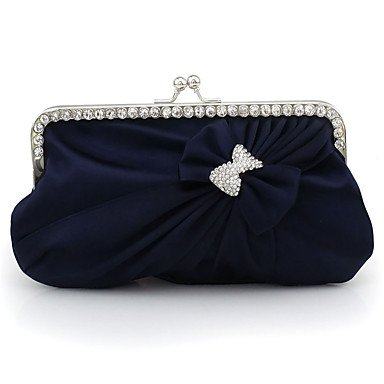 Fashion Trends Women's cute Bögen Abendessen Pakete Tasche Beige