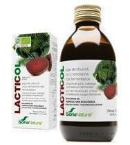 Lacticol, milchsaures Fermentprodukt aus Sauerkraut + Rote Beete, 200 ml