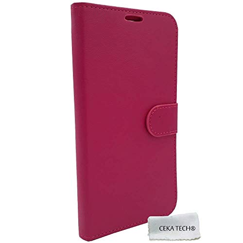 Funda Folio QILIVE Smartphone Q4 5.0 - Color Rosa