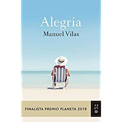 Alegría: Finalista Premio Planeta 2019