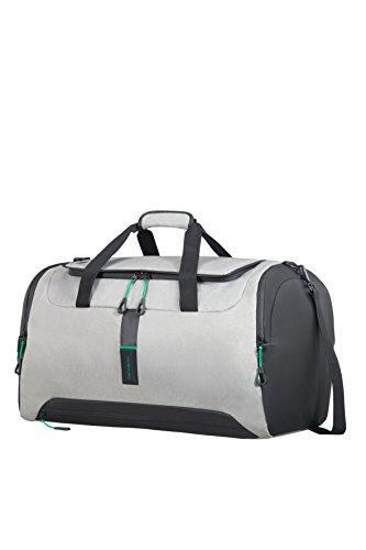 SAMSONITE Paradiver Light - Duffle 61/24 Bolsa de viaje, 61 cm, 84 liters, Gris (Jeans Grey)