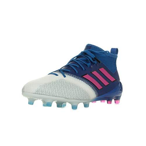quality design 86db0 9aeb1 adidas Ace 17.1 FG Primeknit Botas de fútbol para hombre-Blue-41.33