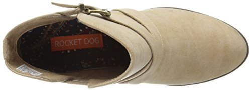 Rocket Dog Sasha Femmes Synthétique Bottine Natural Heirloom