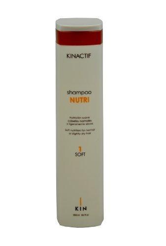 Kin Kinactif Nutri 1 Soft Shampoo - 8.5 oz by kin cosmetics