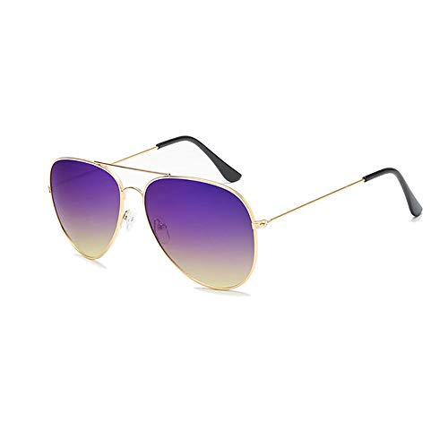 15eb09b879 ZARLLE-Gafas de Sol de Moda Estilo Vintage Retro Lennon inspirado círculo  metálico redondo gafas