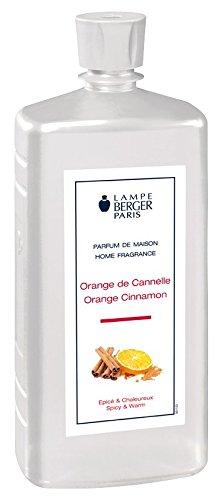Orange Spray Duft (LAMPE BERGER Duft Genüssliches Orange-Zimt-Aroma 1 L)