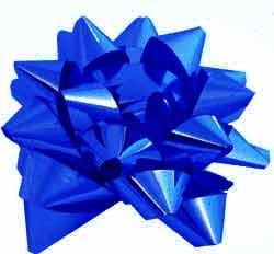large-blue-metallic-bow