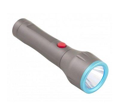 Velamp IP04 Torche Aluminium 3e LED 3 AAA