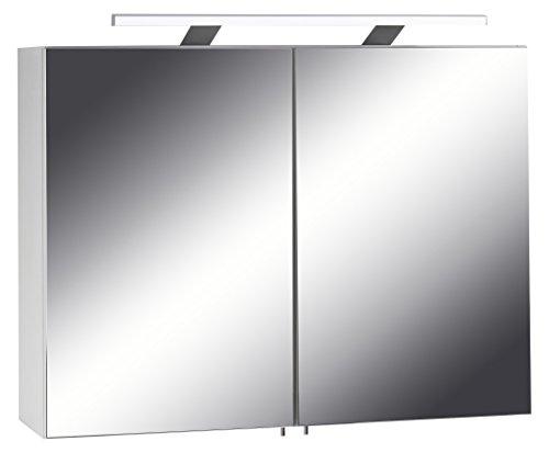 Spiegelschrank mit Steckdose für das elegante Badezimmer