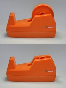 -dulton-bonox-tape-dispenser-orange-japan-import-by-dulton