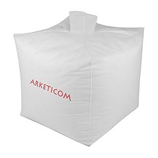 Arketicom Bean Bag Booster Refill Polystyrene Beads Filling Bag Beans Cushions Pouffe Fire Retardant Balls LT 55 (0,800 GR)