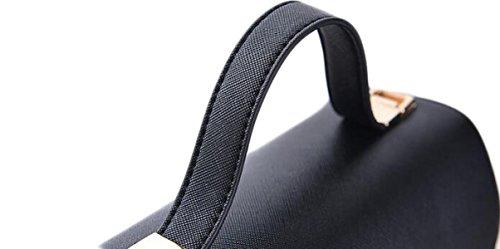 Borsa Borse Di Modo Borsa A Tracolla Messenger Bag Casuale Regalo Di Natale Red