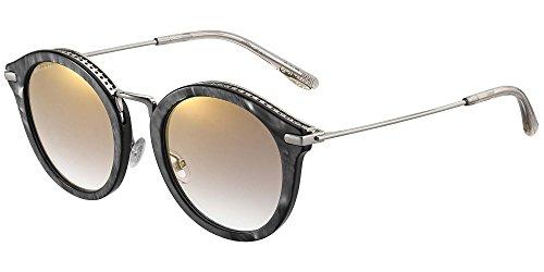 Sonnenbrillen Jimmy Choo BOBBY/S BLACK PEARL/BROWN SHADED Damenbrillen