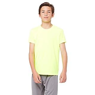 Allsport Medical All Sport Y1009 Youth Performance Short-Sleeve T-Shirt Sport Sfty YLLOW XL