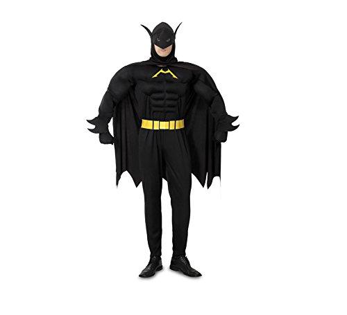 Disfraz de Murciélago Musculoso para hombres en varias tallas