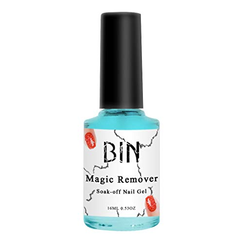 Cuteelf Natural Magic Nagellack-Make-up-Entferner Professionelles UV-Gel-Nagellack-Entfernungsset Schnell und einfach zu entfernendes Einweichgel zum Polieren von 3-5 Minuten (Gel-nagellack-sets Großhandel)