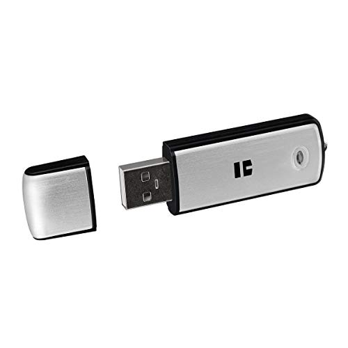 TREKSTOR USB-Stick CS 3.0, 32 GB (USB 3.0, Aluminiumgehäuse, Schreibschutzschalter) Silber