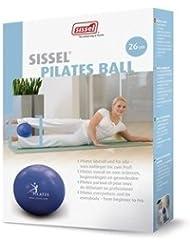 SISSEL Pilates Soft Ball Ideal zur Tiefenentspannung! Ø ca. 22 cm