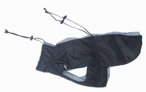 Artikelbild: Heim 3330608 Stylische Hundedecke, gesteppt, Größe: 60, schwarz