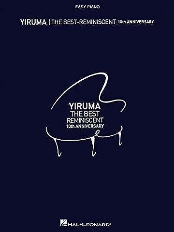 The Best Of Yiruma–Livre de Jeu avec 17léger (Partitions pour Piano Piano, –-sortie pour romantique)