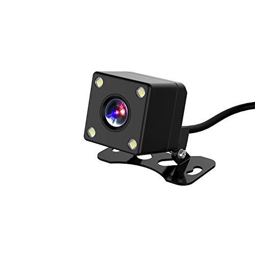 CHORTAU Backup Camera with 4 LED lights Night Vision, Waterproof High Definition, Reversing Camera for CHORTAU B-T006, B-T008 Led Night Vision