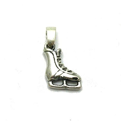 Silber anhänger Skaten 925 Empress jewellery PE001127