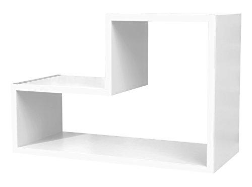 Cribel Lego Moduli, Legno, Laccato Bianco, 54x23x18 cm | Prezzi e ...
