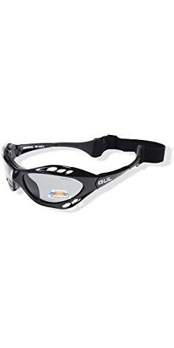 GUL CZ Evo Schwimmende Wassersport Strand Bootfahren Yachting oder Surf Sonnenbrille Schwarz - Unisex