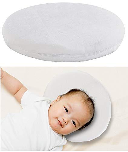 newgen medicals Babykissen: Memory-Foam-Kopfkissen für Babys, ergonomisch, OEKO-TEX® Standard 100 (Baby-Kopfkissen)