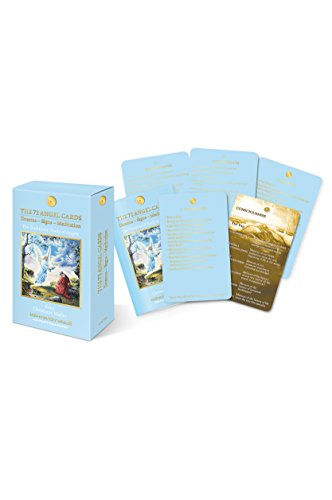 The 72 Angel Cards, Dreams-Signs-Meditation, The Traditional Study of Angels - Angelology par Kaya