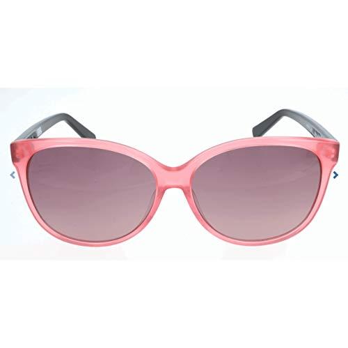 Karl Lagerfeld Damen KS6008 Sonnenbrille, Pink, 58