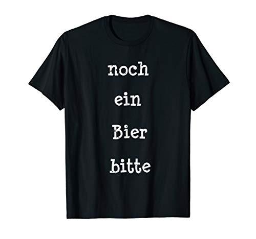 Themen Deutsche Kostüm - Noch ein Bier bitte Lustig Deutsch Singen Kostüm T-Shirt