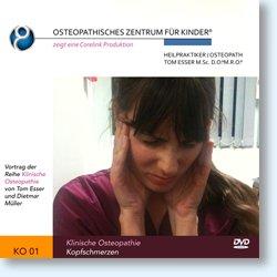 Preisvergleich Produktbild Klinische Osteopathie - Kopfschmerzen