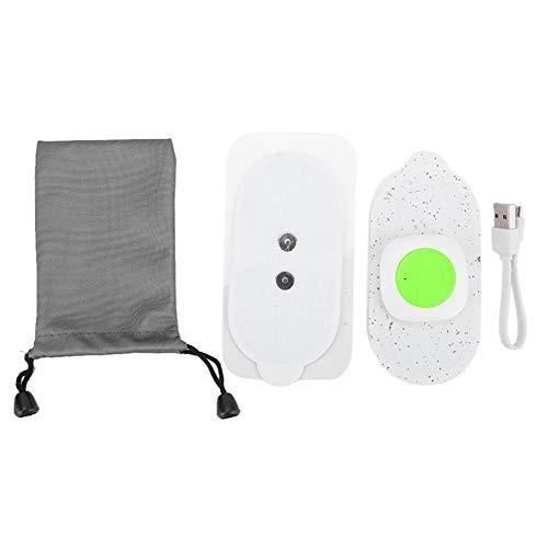 Elektrisches Pulsmassagegerät, Mini-USB-TENS-Massagegerät für Schulter, Taillenrücken, Oberschenkel und Halswirbel, Entspannen Sie die Muskeln und reduzieren Sie die Müdigkeit