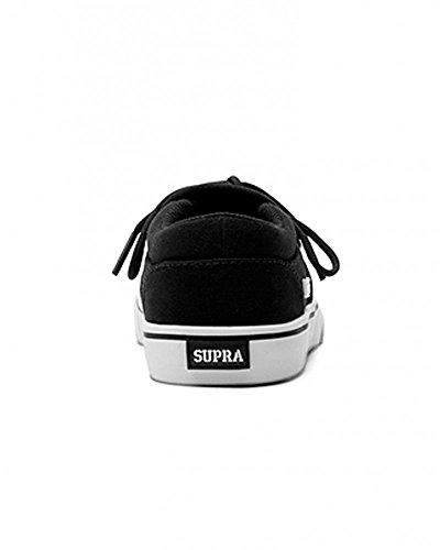 Supra Shoes Cuba Nero