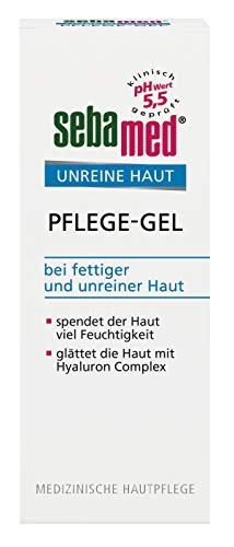 sebamed Unreine Haut Pflege-Gel, 50 ml - Pflege Gel