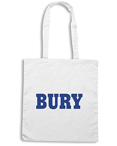 T-Shirtshock - Borsa Shopping WC0729 BURY Bianco